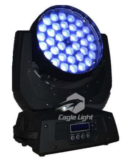 LED Zoom 36pcs 4/5/6 in 1 Beam,36pcs 4/5/6 in 1 zoom moving head light,eagle light,stage light,dj light